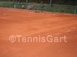 Teilsanierung Teilüberholung Tennisplatz Tennisplatzbau