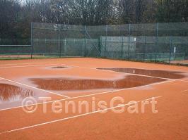 Tennisplatzsanierung Grundsanierung Grundüberholung
