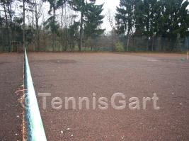 Tennisplatzsanierung Sanierungskosten Grundsanierung