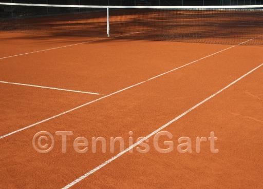 Bewässerung Tennisplatzbau