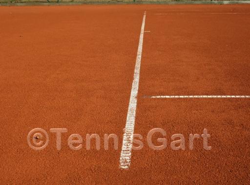 Tennisplatzpflege Anleitung