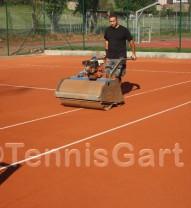 Tennisplatzbau Kosten Intandsetzung Preise Tennisplatzreparatur