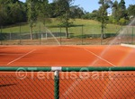 Bewässerung Tennisplätze Tennisplatzbau