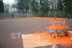 Grundsanierung Grundüberholung Tennisplatzbau Sanierung Reparatur