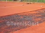 Teilsanierung Teilüberholung Reparatur Tennisplatzbau