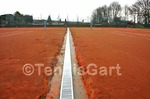 Entwässerung Tennisplätze Tennisplatzbau
